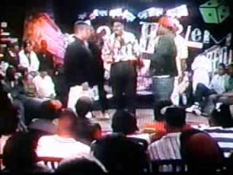 Mark Anthony Uptown Comedy Club tv 1993 BATTLE