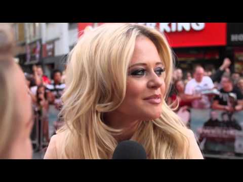 Inbetweeners' Emily Atack Admits She's Still Close To Harry Styles