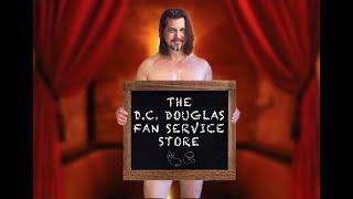D.C. Douglas Autographs, Voicemails, and More at His Store!
