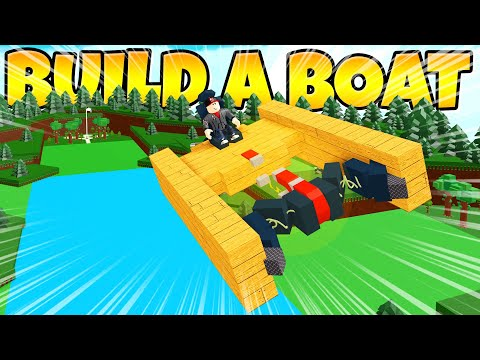 This Glitch Is STUPID Good... Build A Boat