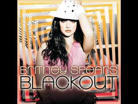 Britney Spears - Radar - BLACKOUT (LYRICS)