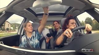 FIAT 500L - Test Drive Tour 2012