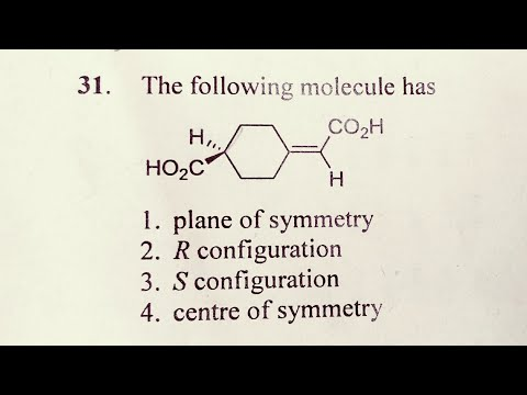 Csir net december 2017 solution: Chemical Science(organic chemistry)
