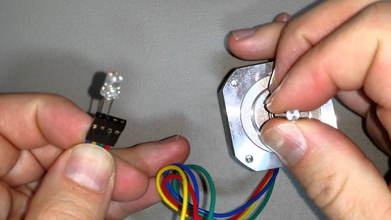 medium resolution of stepper motor testing