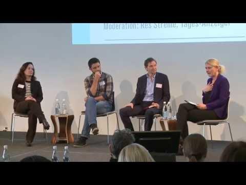 """Tages-Anzeiger Forum """"Generation Y"""": Panel """"Wertewandel im Wirtschafts- und Arbeitsleben?"""""""