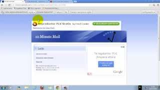 Hacer Un Correo | Emails Temporales | 10minutemail