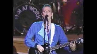 Men at Work - No Sign of Yesterday (Live)
