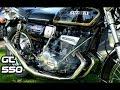 SUZUKI GT 550 - 2 TEMPOS E 3 CILINDROS