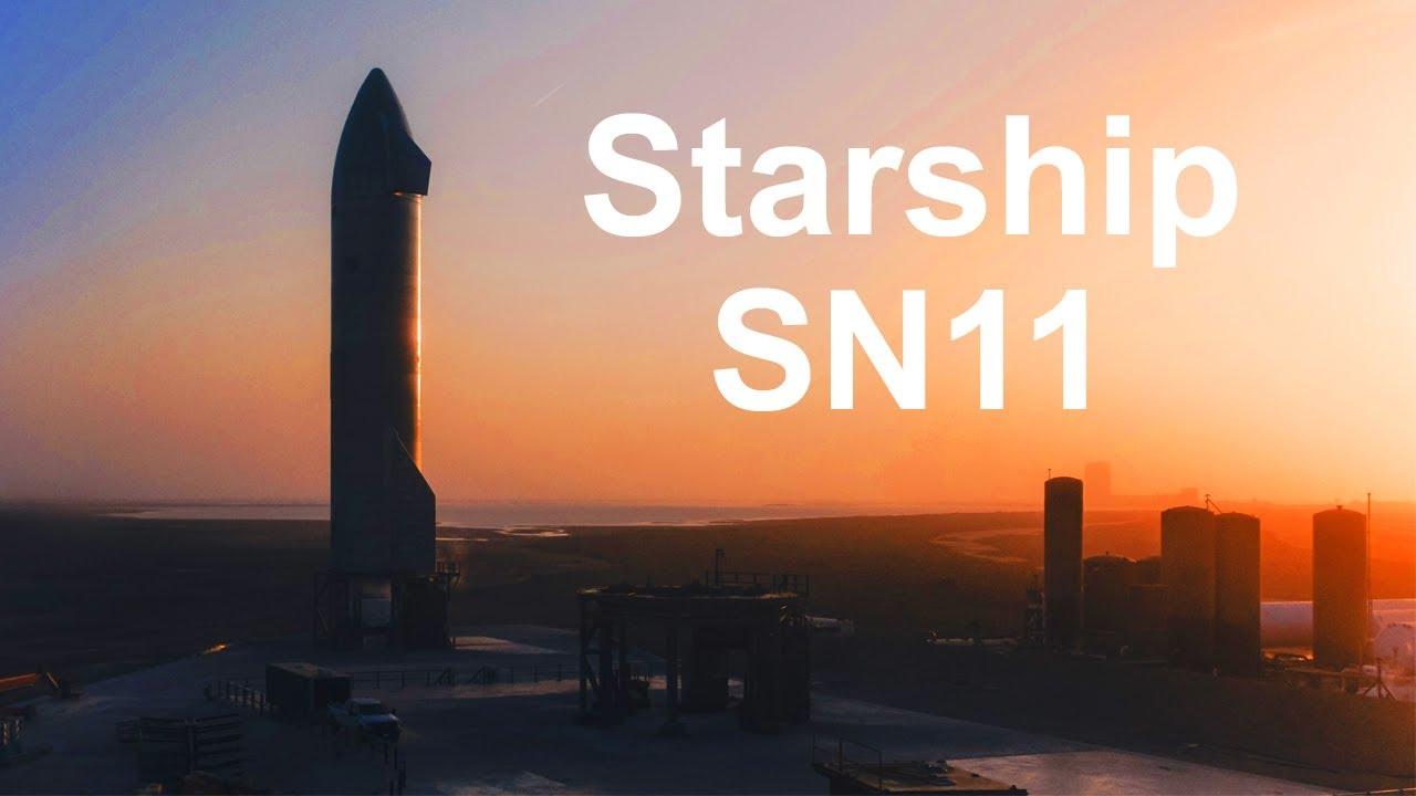 Download SpaceX Starship SN11