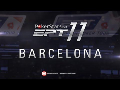 Estrellas Poker Tour 5 Barcelona - Poker en vivo 2014, mesa final – PokerStars