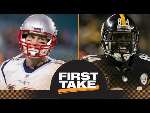 Does Patriots at Steelers game determine NFL MVP?   First Take   ESPN