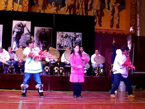 Regional Elders Conference, April 21 2010 King Island Dancers