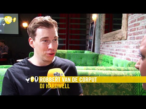 I Am Hardwell - Living The Dream - Interview - Robbert van de Corput / HARDWELL - Pathé