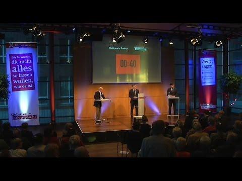 Körber Debate: Muss sich der Westen für einen Partner entscheiden?
