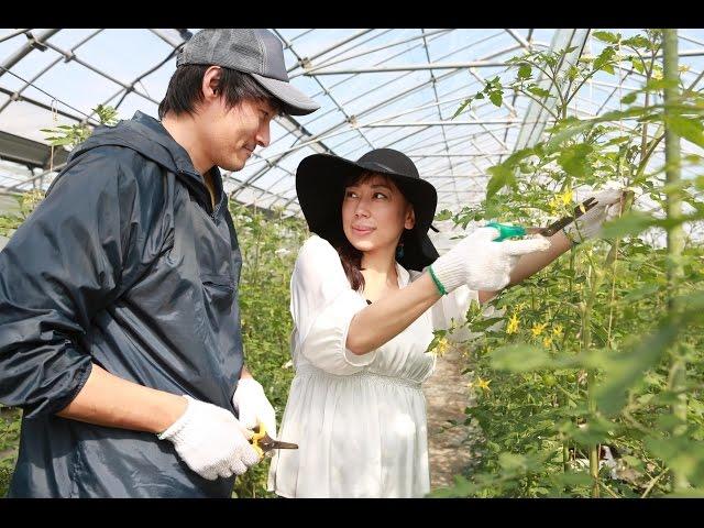 水谷ケイが妖艶な雰囲気を見せつける!映画『農家の嫁 あなたに逢いたくて』予告編