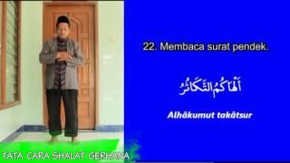 TATA CARA SHALAT GERHANA (Sesuai Sunnah Rasul)