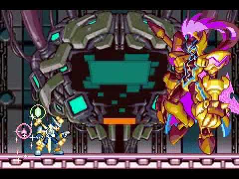 Megaman Zero 3 - Omega 1st form - YouTube