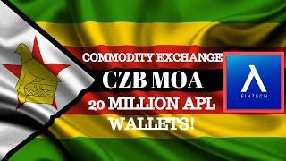 CRYPTO NEWS:APOLLO FINTECH CBZ MOA COINTELEGRAPH ARTICLE! RIPPLE XRP MONEYGRAM GOLD INC. GAME!