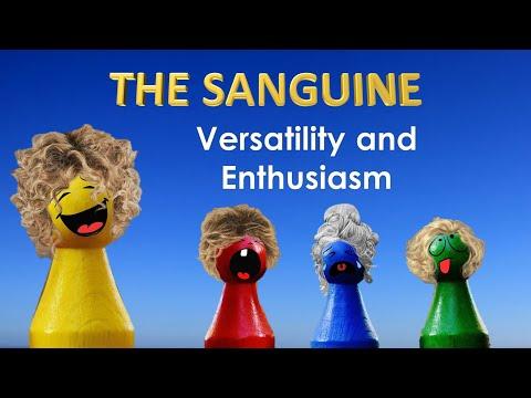 Sanguine phlegmatic relationships