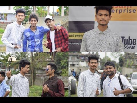 Assam YouTube Fan Fest|Mega Meet|Sivasagar