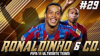 Pomóżcie mi! - FIFA 18: RONALDINHO & CO. [#29]