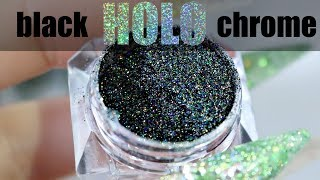 WILDFLOWERS HAUL | REVIEW | 3D ACRYLIC | BLACK HOLO