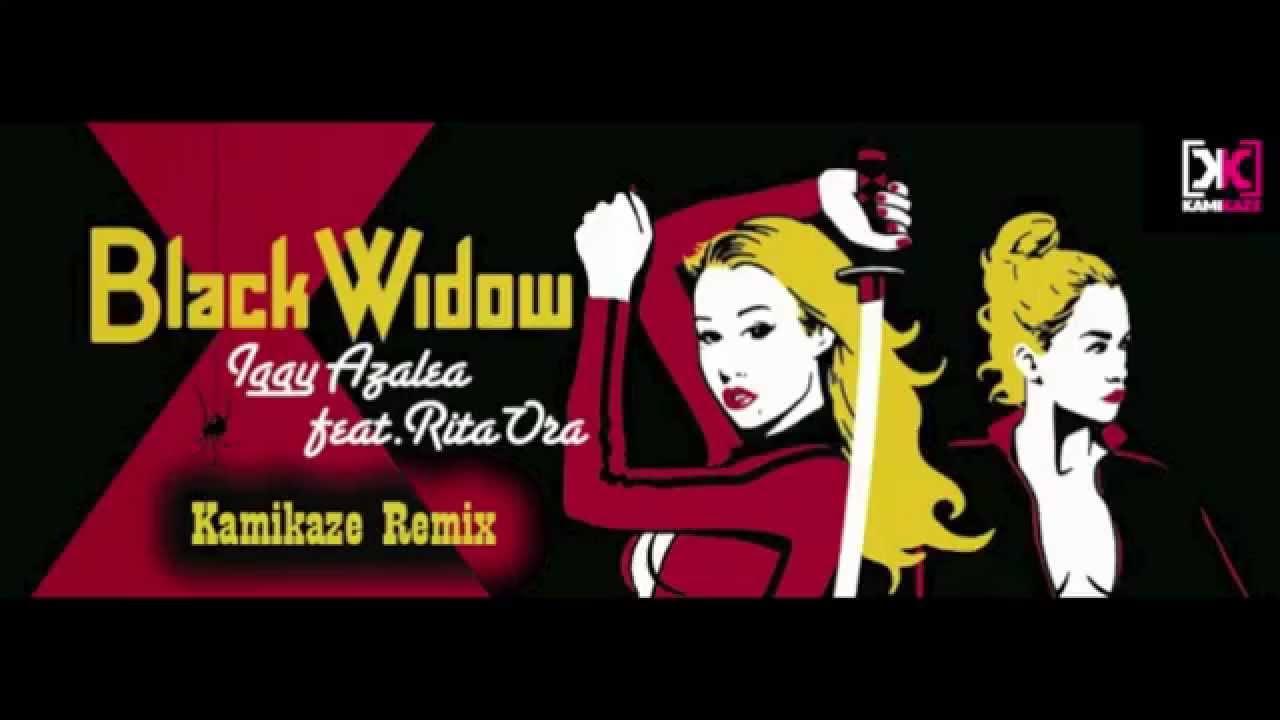 Black Widow Iggy Azale...