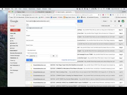 Gmail Inbox Sorting Tips To Clean Out Your Inbox!