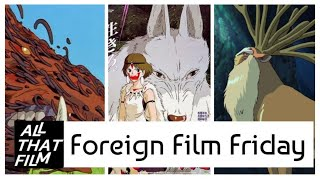Why Princess Mononoke is a Masterpiece - Foreign Film Friday