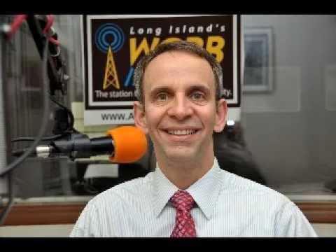 Long Island Periodontist David Scharf hosts Healthy Living Radio