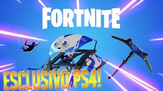 "HOW TO HAVE THE NEW PACK EXCLUSIVE PS4 ON FORTNITE! ""GRATIS"" (PS PLUS CELEBRATORY PACKAGE)"