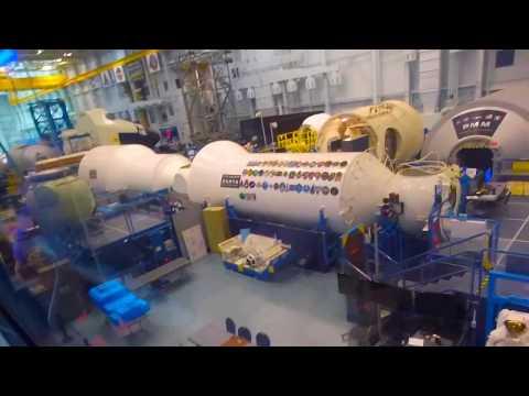 NASA @ SPACE CENTER HOUSTON
