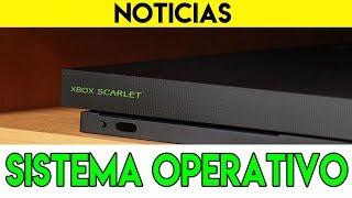 NOTICIÓN   XBOX SCARLET Y SU SISTEMA OPERATIVO   GAME CORE OS   DETALLES