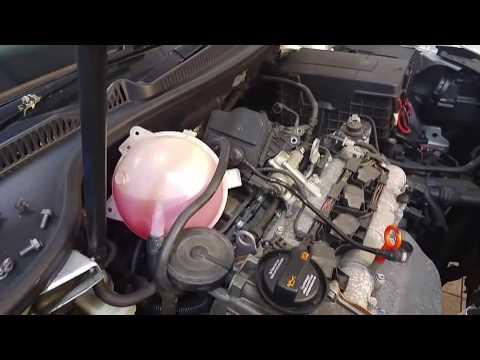 Timing chain replaced VW. Wymiana łańcucha rozrządu. 1.6 fsi - Volkswagen, audi, skoda, seat