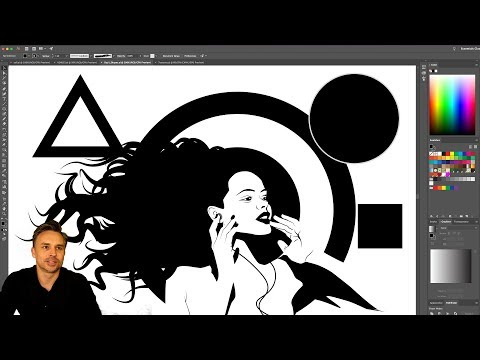 Getting Started in Illustrator: Drawing and Creating Graphics (Part 1 of 5)