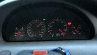 RSP Punto GT acceleration 2