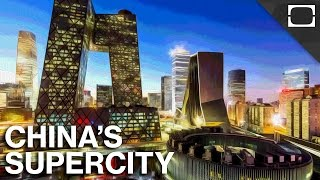 China's Plan To Create A Supercity