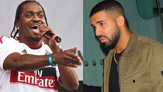 Pusha T Exposes Drake As A Deadbeat Father, Disses His Parents & More On