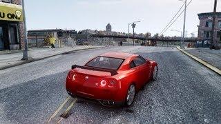 GTA IV - Car pack 2013 + Better City Textures + Enb series [HD]