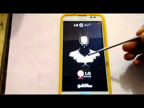 LG G Pro Lite instalar barra del LG G3 lollipop