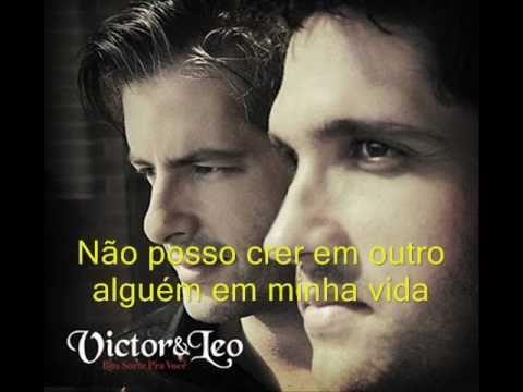 Loura de Ouro - Victor & Leo (cd Boa Sorte Pra Você 2010)