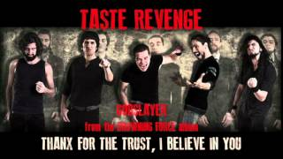 Taste Revenge - Godslayer (Lyric Video)