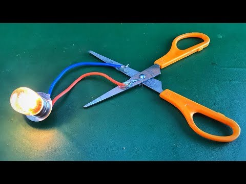 100% Make Electric Science Free Energy Using Copper Wire