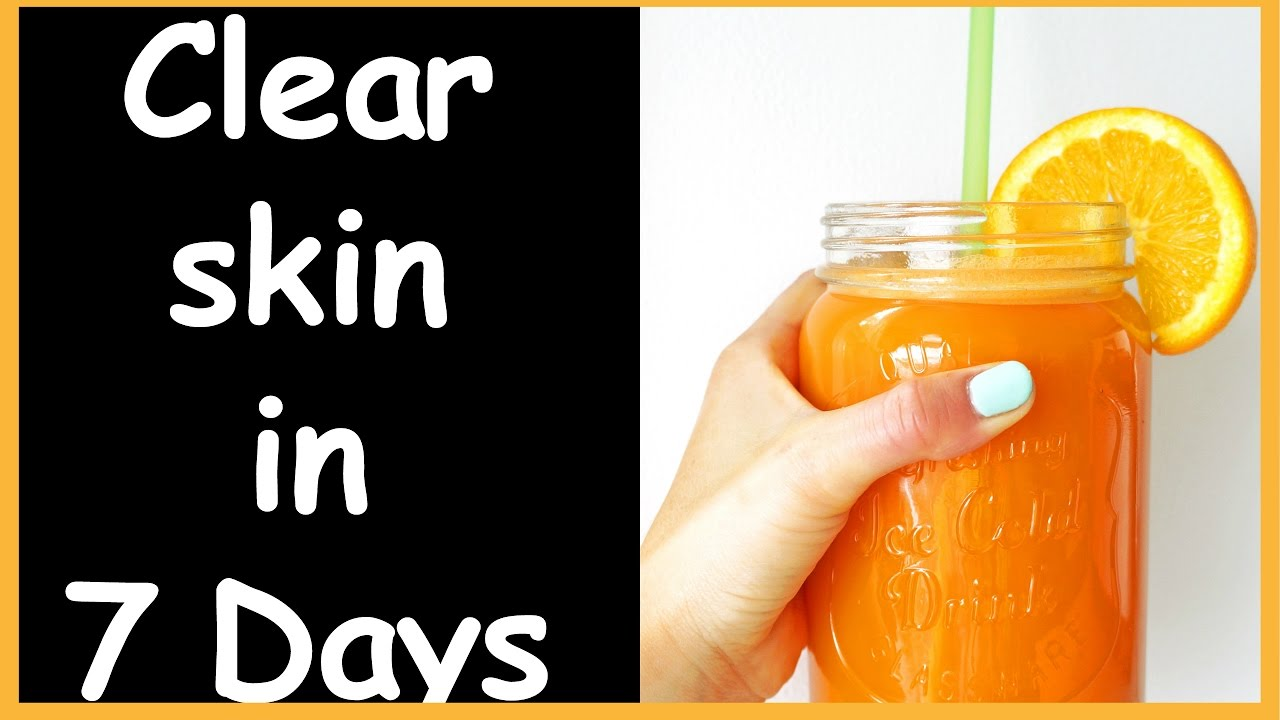 Tips For Clear Skin Naturally At Home