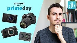 MIGLIORI OFFERTE AMAZON PRIME DAY - Fotocamere, mirrorless e action cam