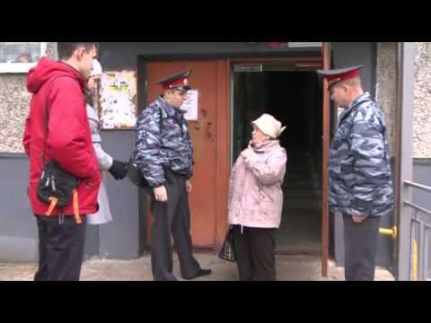 """Видео-дневник акции """"Один день участкового уполномоченного полиции"""""""