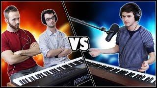 Download EPIC PIANO BATTLE - Frank & Zach vs. Marcus Veltri Mp3 and Videos