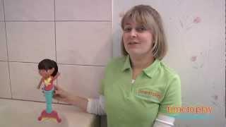 Dive & Swim Mermaid Dora from Fisher-Price