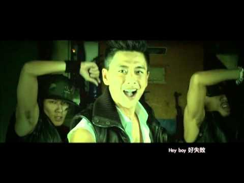 黃宗澤 Bosco Wong - Hey boy  MV - 官方完整版
