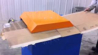 Solutech Packaging Systems SHREADING MACHINE